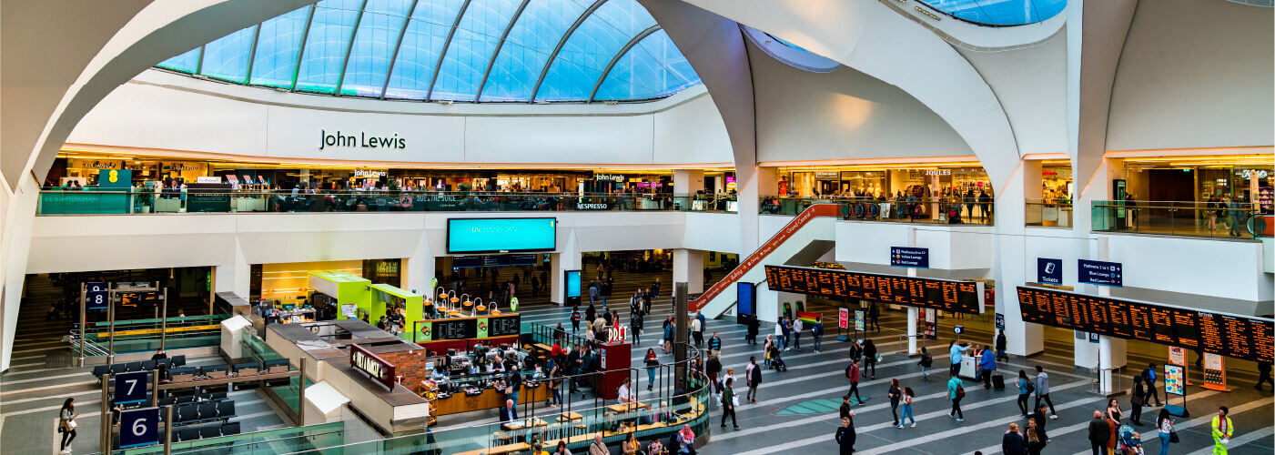 BLOG IN_ What will become of large shopping centers-malls