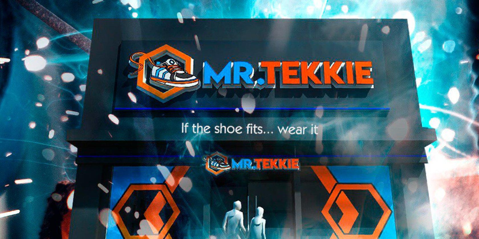 Mr. Tekkie