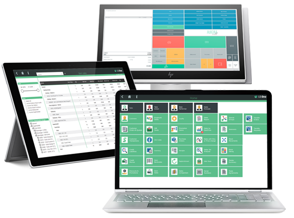 FT LS One-Hospitality-Optimize your operations-POS-BI-