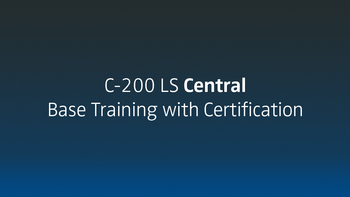 LS Academy training C-200