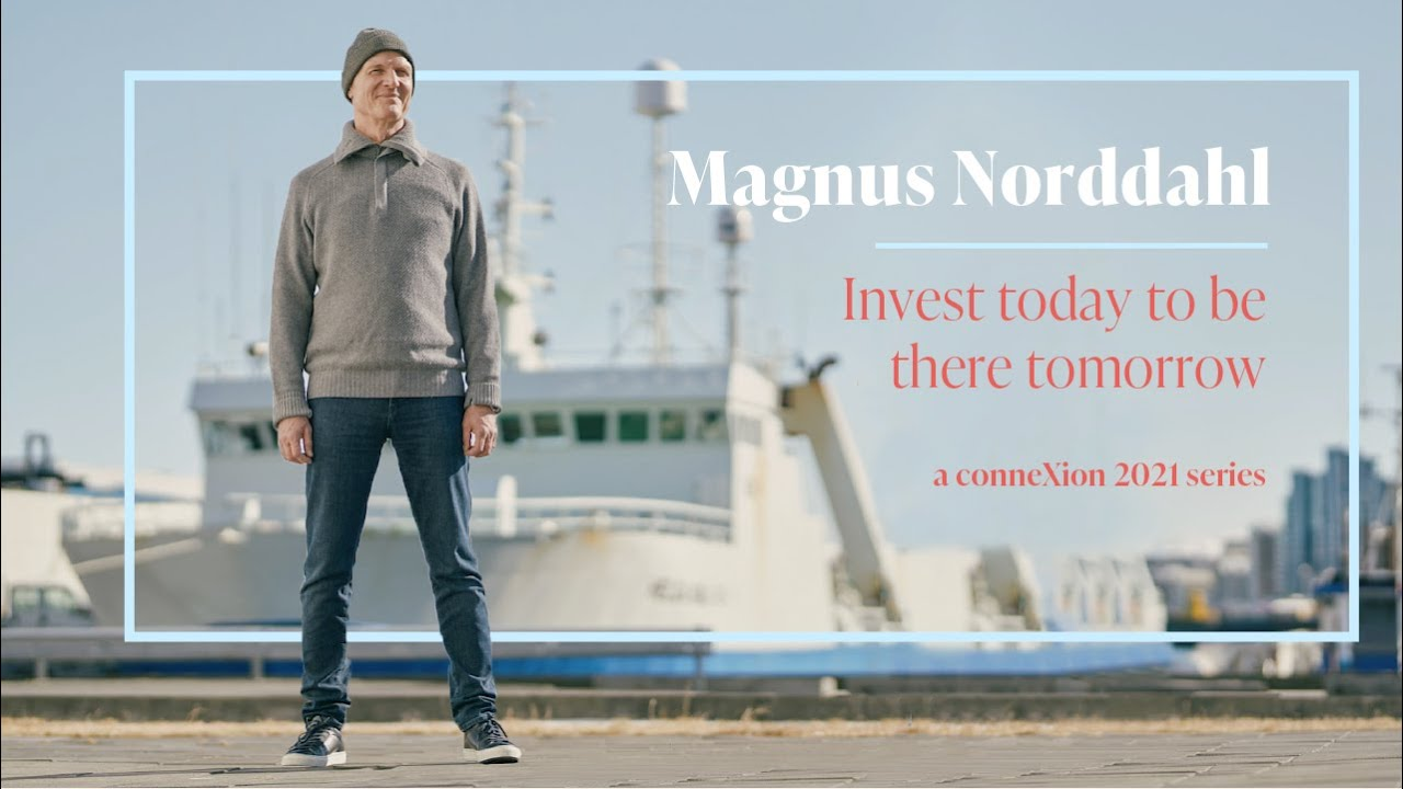 Magnus Norddahl - Invest today to be there tomorrow