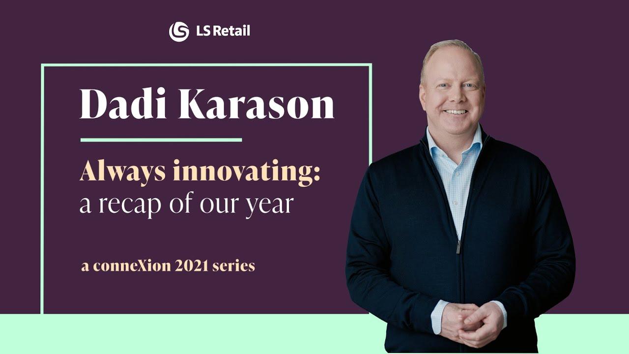Dadi Karason - Always innovating: a recap of our year