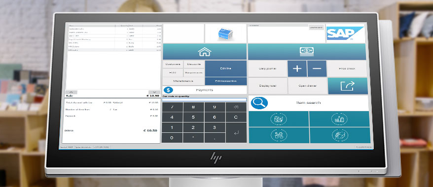 LS One: the ideal retail Point of Sale for SAP Business One