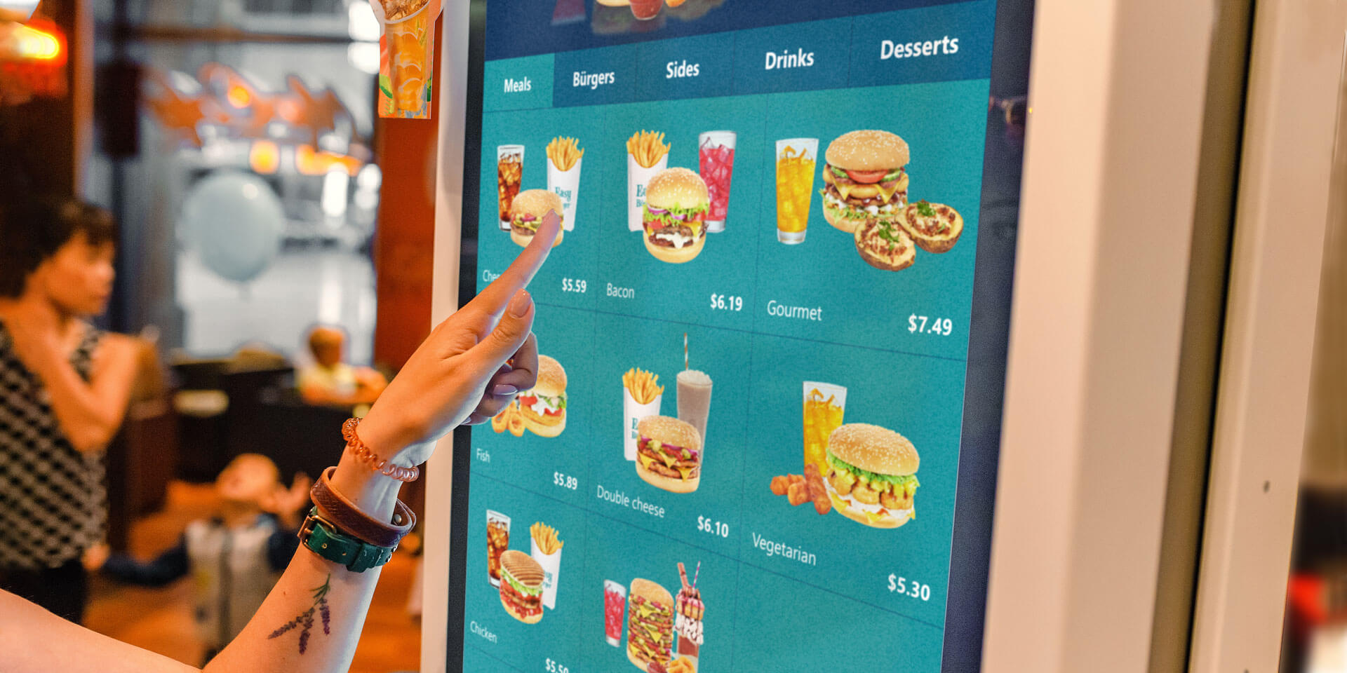 How the right POS design can increase productivity in your chain of restaurants