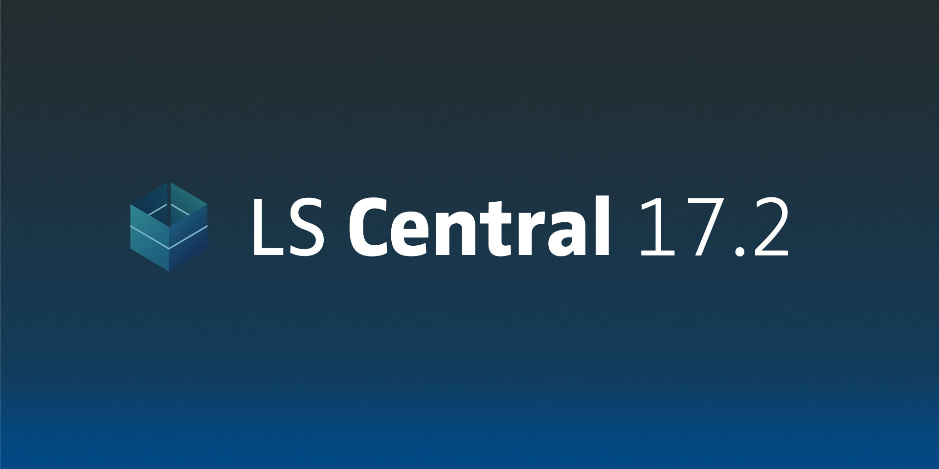LS Central 17.2: forecasting, sales budgets, restaurant table management