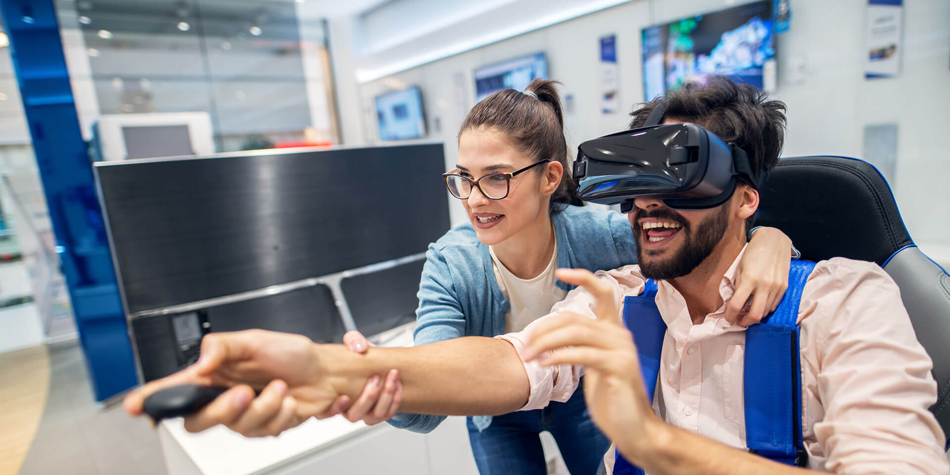 4 ideas to drive engagement in your electronics stores