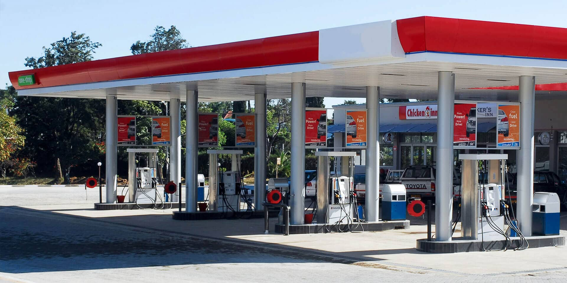 Drive sales and traffic in your gas station