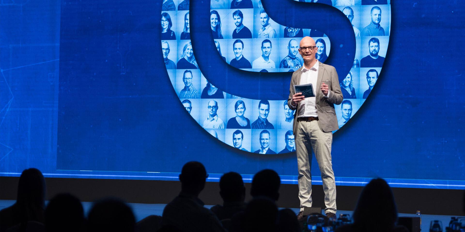 Easier, Simpler, Faster: Opening Keynote by Magnus Norddahl
