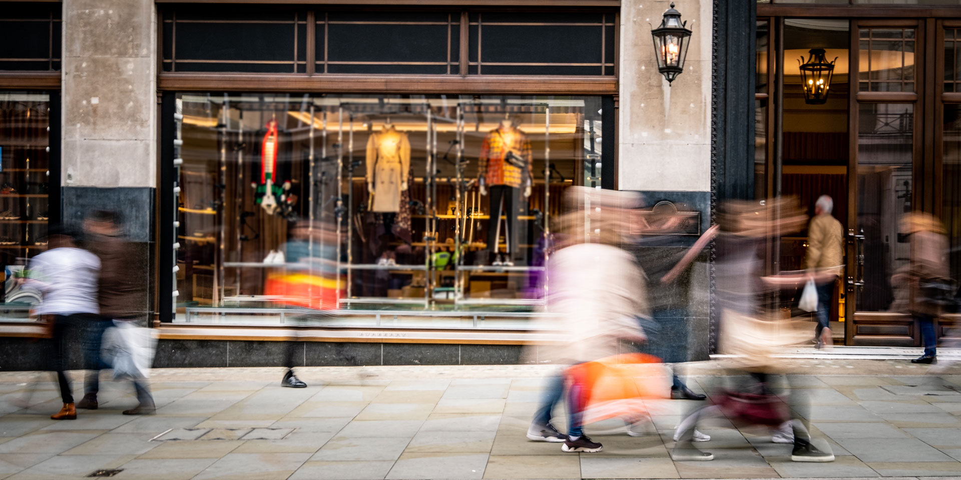 What will tomorrow's high street look like?