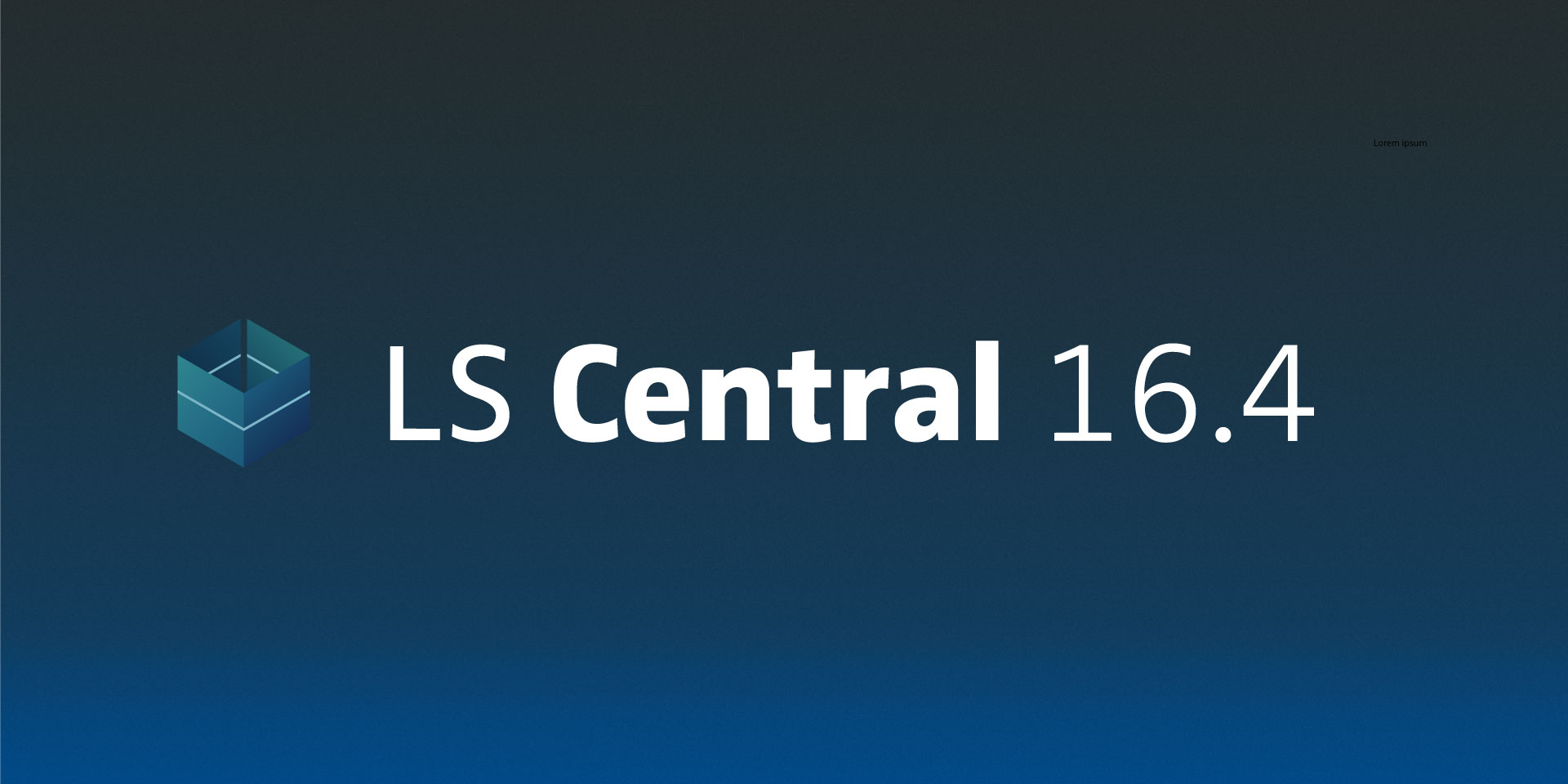 LS Central 16.4: enhanced replenishment, restaurant table waiting lists, calendar view of hotel bookings