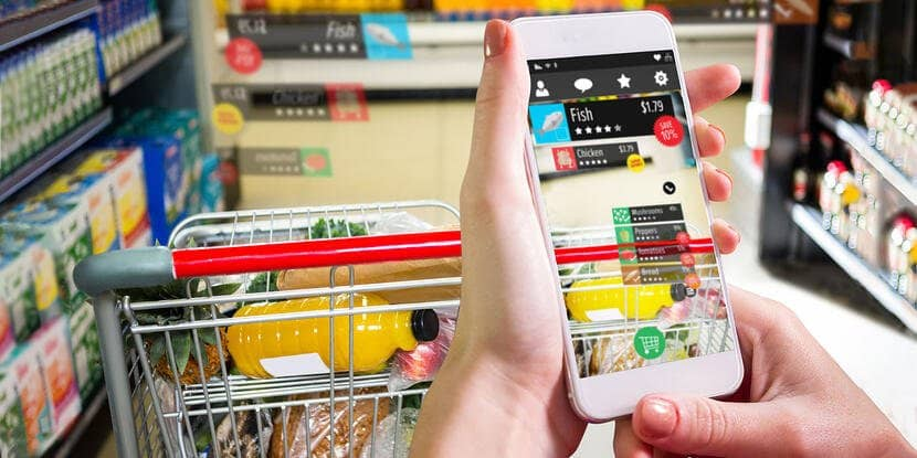 8 ways UK supermarket brands are using technology to drive retail transformation