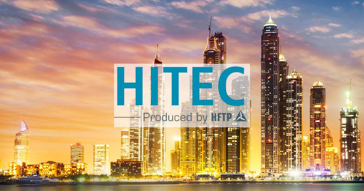 HITEC Dallas 2021