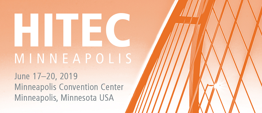 Meet our experts at HITEC