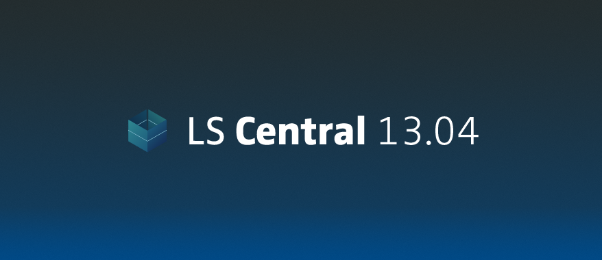 LS Central 13.04: improved restaurant planning and table management, enhanced mobile inventory and LS Activity