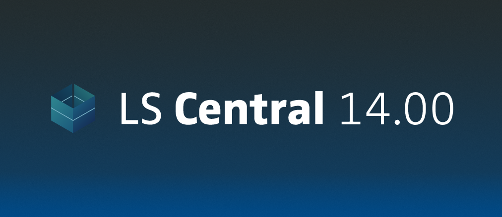 LS Central 14.00: more functionalities