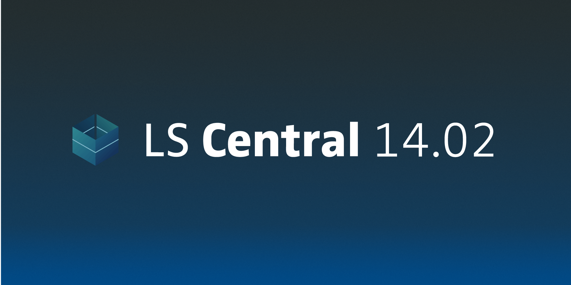 LS Central 14.02: improved replenishment and customer order, and a new forecasting tool