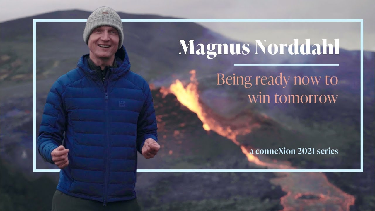 Magnus Norddahl - Being ready now to win tomorrow