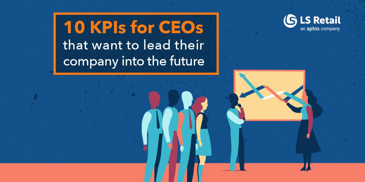 10 KPIs for Retail CEOs (eBook)