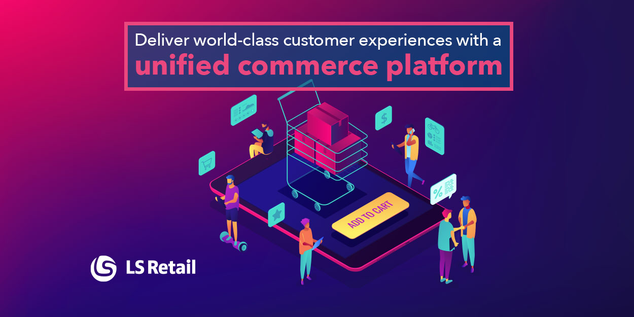 Deliver world-class customer experiences with a unified commerce platform (eBook)