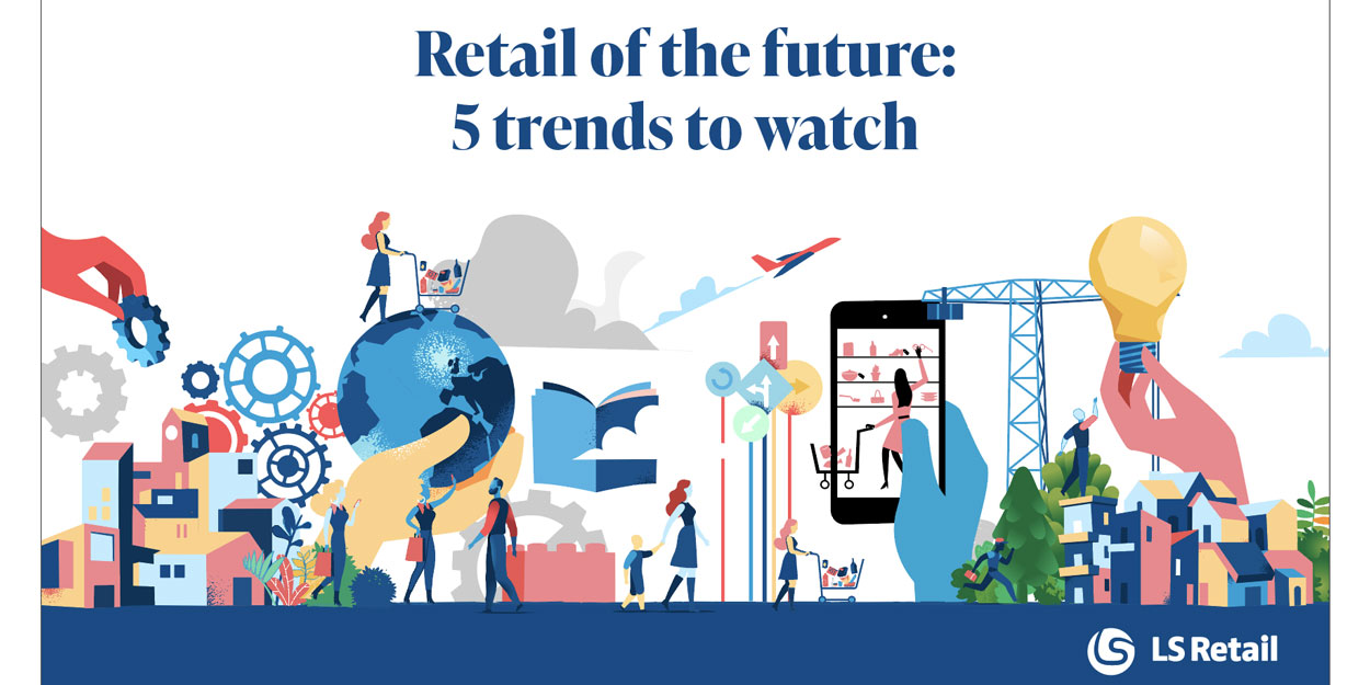 5 retail trends that will redefine the industry (eBook)