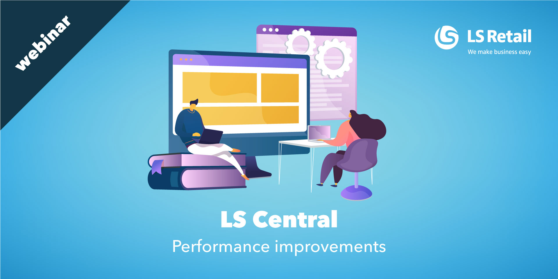 LS Central – Performance improvements