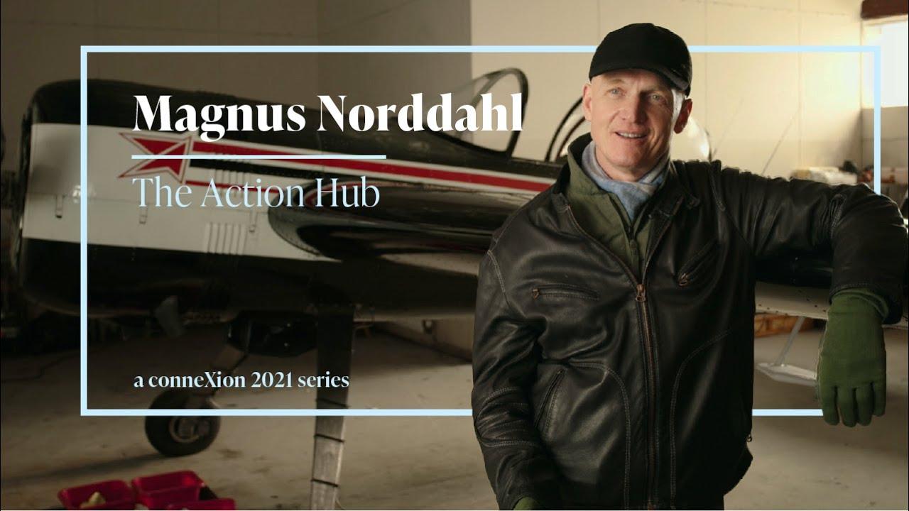 Magnus Norddahl - The Action Hub