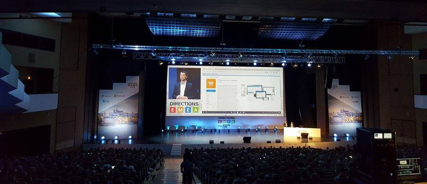 Microsoft Dynamics NAV 2017, agility and the cloud: reporting from Directions 2016