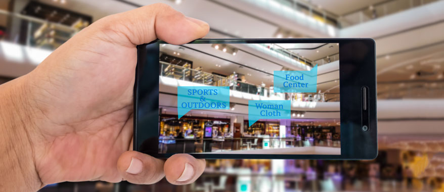 How retailers can benefit from Augmented Reality (AR)