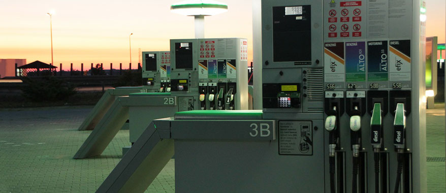 Gas Station Software System With Seamless Convenience