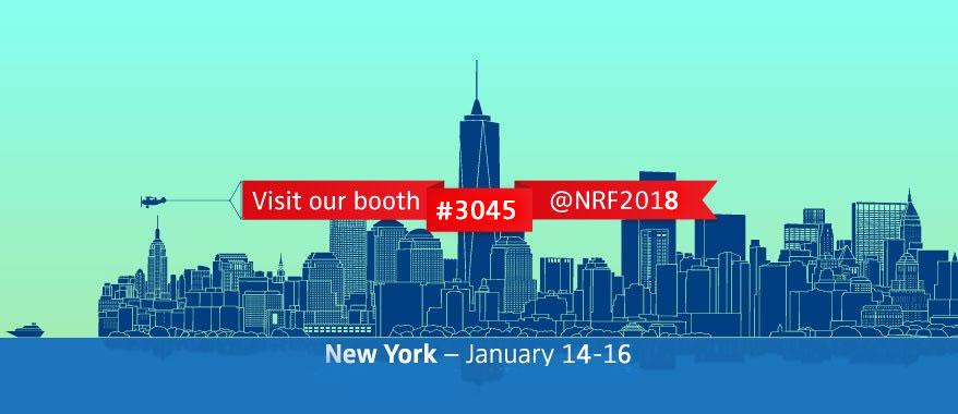 Meet us at NRF Retail's BIG Show 2018