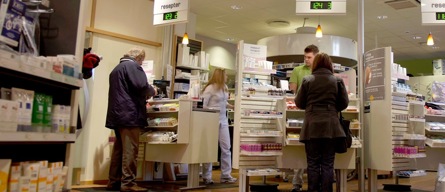 Norsk Medisinaldepot buys a new software system for 320 pharmacies