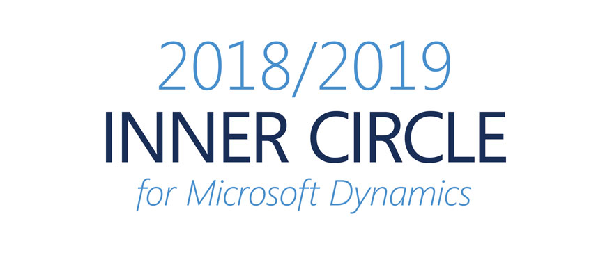 LS Retail is a member of the 2018/2019 Inner Circle for Microsoft Business Applications