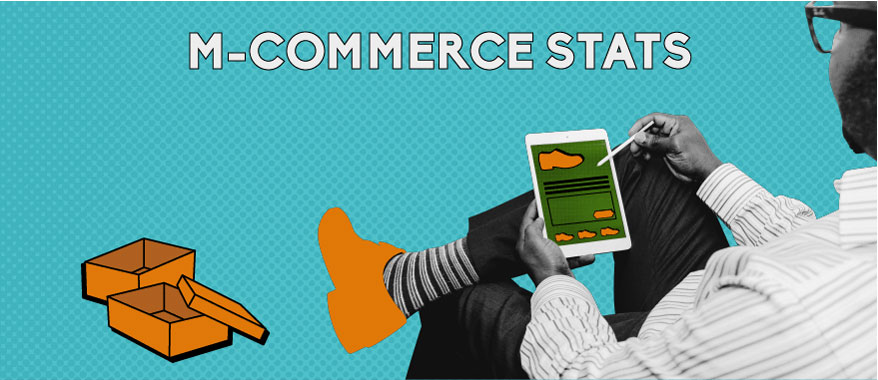 Stats on m-commerce you need to know now