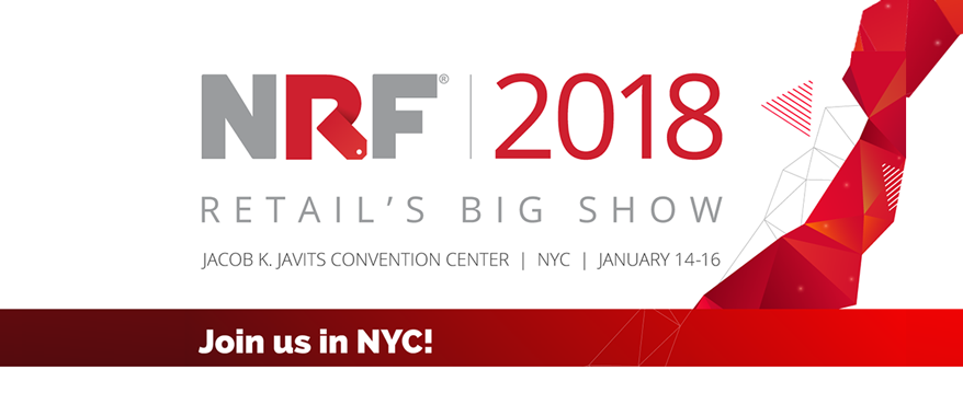 See our unified commerce software solutions in action at NRF Retail's BIG Show 2018