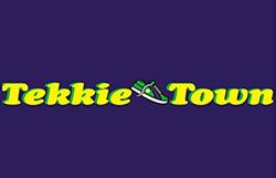 tekkie town logo
